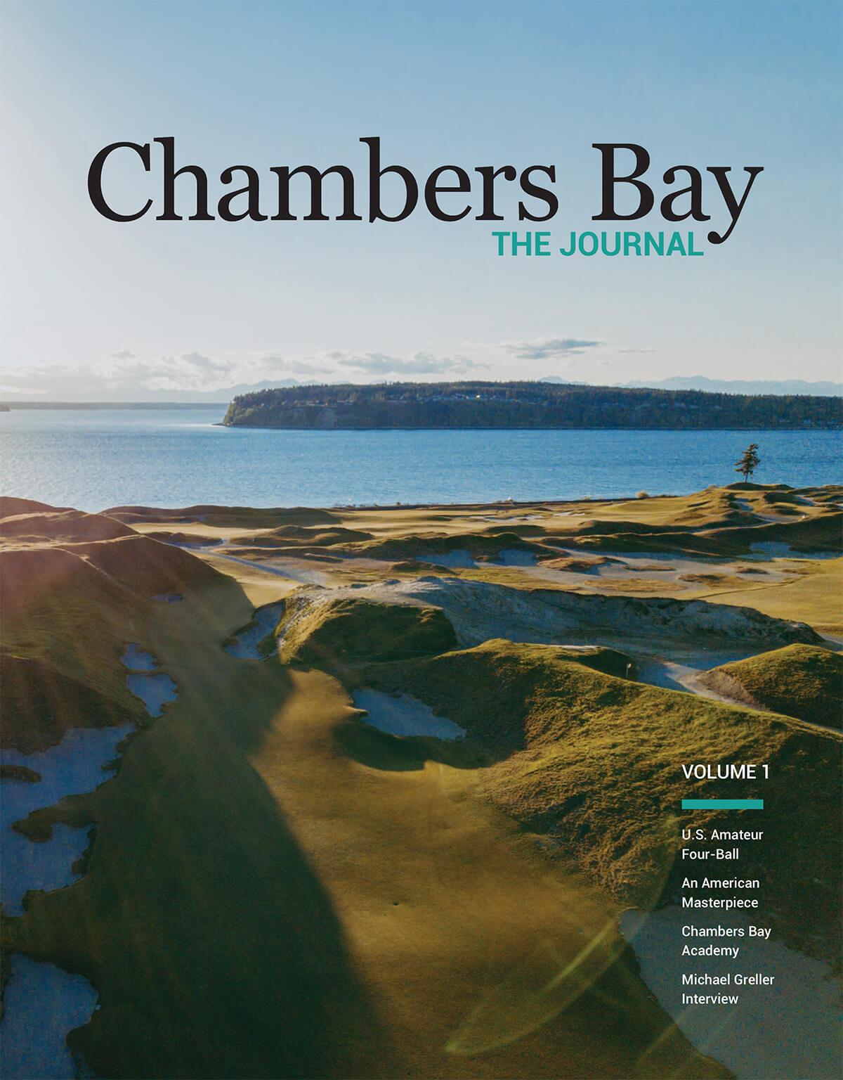Chambers Bay Journal