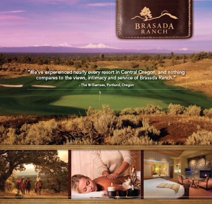 brasada ranch golf central oregon